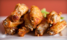 $15 for $30 Worth of Chicken Wings, Seafood, and American Comfort Food at Chicks n' Wings