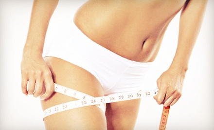 Two or Four Ultrasonic Fat-Reduction Cavitation Treatments at Shanti Om Spa (Up to 57% Off)