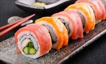 $30 for Two Groupons, Each Good for $30 Worth of Japanese Food at Hana Saki: Japanese Hibachi Restaurant ($60 Value)
