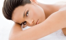 Massage, Anti-Aging Facial, or Spa Package with Massage, Facial, and Mani-Pedi at B Spa & Salon (Up to 71% Off)