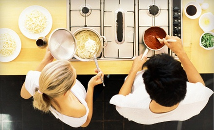 2.5-Hour Cooking Class for One or Two from ChefShop (Up to Half Off)