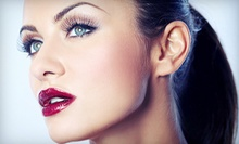 Permanent Makeup for Upper Lids, Lower Lids, Both, Brows, or Lips at Vickie Sanders Permanent Make-up (Up to 58% Off)