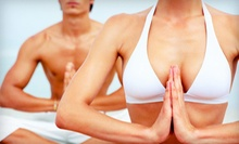 5 or 10 Yoga Classes at Be Unlimited Yoga (Up to 56% Off)