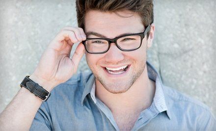 C$49.99 for C$250 Toward a Pair of Prescription Eyeglasses at Eyestar Optical