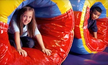 Three Jump Sessions or One Month of Jump Sessions at Pump It Up (Up to 52% Off)