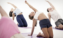 $39 for One Month of Unlimited Yoga at Yoga Pura ($135 Value)