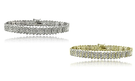 1-Carat TW Diamond Tennis Bracelet
