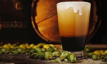 Beer Home-Brewing Class for One or Two at Blind Murphy Craft Beer Market (Up to 51% Off)
