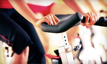 Five RealRyder Cycling Classes or One Month of Unlimited Classes at Inception Exclusive Athletic Studio (Up to 69% Off)
