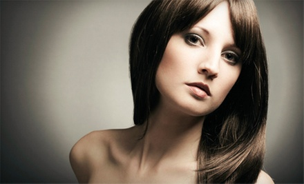 Haircut with a Blow-Dry and Style or $49 for $100 Worth of Color Services at Blowout Frisco