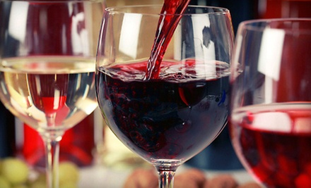 Wine Class and Appetizers for One, Two, or Four from Chef Serge at Café De Paris (Up to 54% Off)