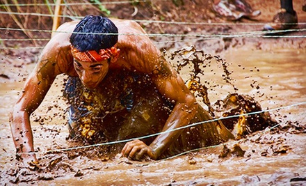 One, Two, or Four Groupons, Each Good for One Registration for the Project Mud Race on September 21 (Up to 66% Off)