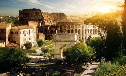 Groupon Deal: ✈ 8-Day Trip to Rome and Athens with Airfare from Gate 1 Travel. Price/Person Based on Double Occupancy.