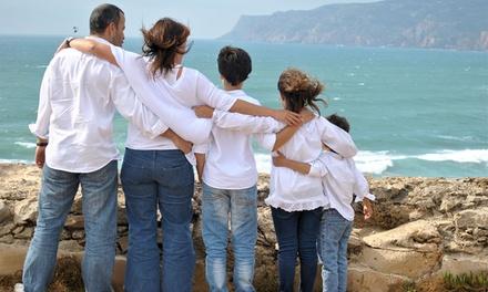 Maria Pessoa Photography — Cascais: sessão fotográfica para família no exterior de 30 minutos ou 1h desde 29,90€
