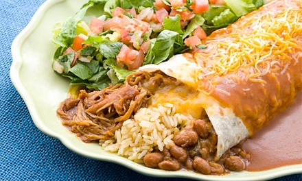 $15 for Two Groupons, Each Good for $12 Worth of Mexican Food at Costa Vida ($24 Value)