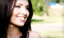 Dental-Exam Package or Crown for One, or Teeth Whitening for One or Two at Dr. Swamy and Associates (Up to 75% Off)