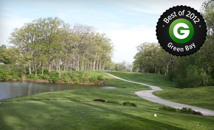 Golf Outing for Two or Four with Cart and Club Rentals at Shorewood Golf Course (Up to 67% Off)
