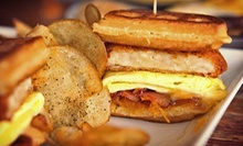 $11 for a Southern Breakfast or Lunch for Two at Charleston's Cafe (Up to $23 Value)