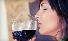 Wine Tasting with Appetizers for Two or Four at The Blue Moose Cafe (Up to 55% Off)