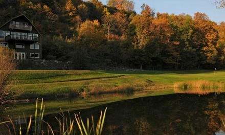 $32 for 18-Hole Round of Golf for Two with Cart at The Ridge Golf Club (Up to $64 Value)