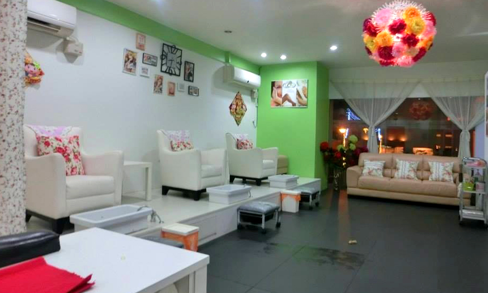 Apple nails and spa klang valley selangor groupon for 76 salon mid valley