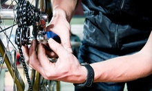 Basic Bike Tune-Up with Option for Fork Overhaul Service at Joyride Cycles (Up to 54% Off)