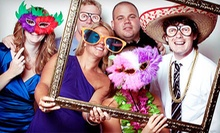 $599 for a Three-Hour Photo-Booth Rental Package with Video Mode from Ovation Pix ($1,200 Value)