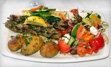 $10 for $20 Worth of Greek and Italian Dinner valid Sunday through Thursday at Gus &amp; Guidos in Brantford