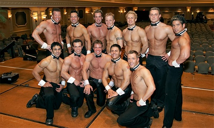 Fifty Shades of Men: The Magic Mike Male Revue Show on Saturday, July 11 (Up to 57% Off)