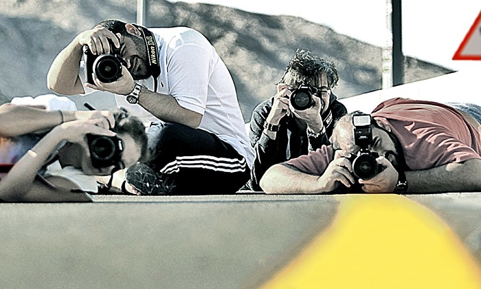 Khaled Abul-Dahab - Dubai: Beginner's, Intermediate or Advanced Photography Course with Khaled Abul - Dahab starting from AED 199