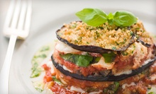 Italian Cuisine at Gigi's Italian Kitchen &amp; Catering (Half Off). Two Options Available. 