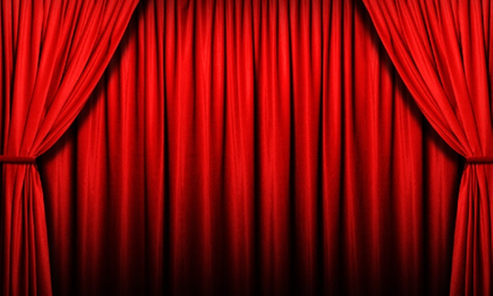 Curtains up