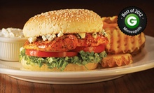 $15 for $30 Worth of Classic American Food at Champps Americana