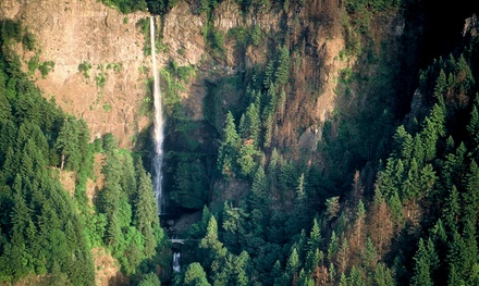 Breakfast, Lunch, or Dinner at Multnomah Falls Lodge (Up to 49% Off)