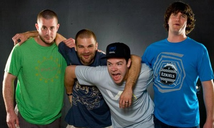 Badfish – A Tribute to Sublime or Silverstein at House of Blues San Diego on January 30 or 31 (Up to 50% Off)