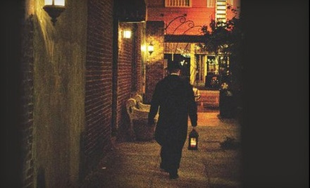 75-Minute Beyond the Grave Walking Tour for Two or Four from Carolina History & Haunts (Up to 53% Off)