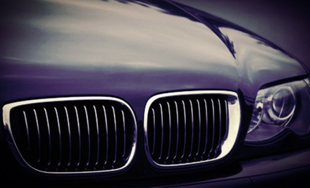 $67 for an Interior and Exterior Car-Detailing Package at Tilden Car Care ($209.95 Value)