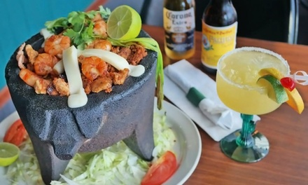 Mexican Food at Forest Mexican Cantina             (Up to 50% Off). Three Options Available.