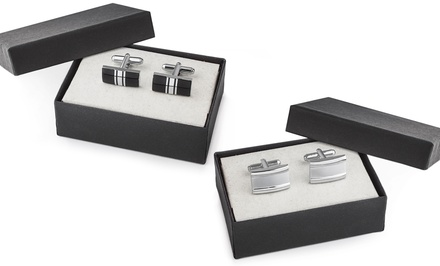 Men's Boxed Cufflinks