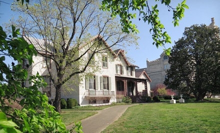 Guided Tour for Two or Four of President Lincoln&#x27;s Cottage (Up to Half Off)