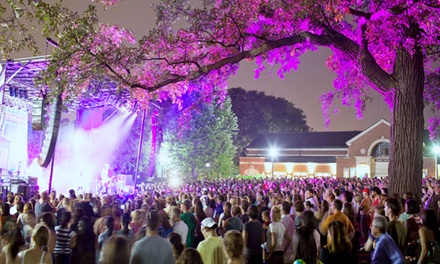 One VIP Ticket to Jammin' at the Zoo on Thursday, June 26 at Lincoln Park Zoo ($150 Value)