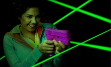 Laser-Tag Games for Four or Eight, or Private Bounce-House Party for Up to 30 at Brew City Paintball (Up to 61% Off)