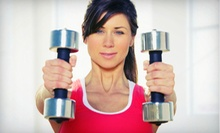 Four or Eight Weeks of Strength and Conditioning Classes at Lightning Fitness (Up to 88% Off)