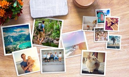 Pack de 24 ou 36 fotos quadradas desde 5,99€