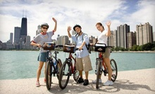 $39 for a Sweet Home Chicago Dessert-Themed Bike Tour from Bike and Roll Chicago ($89 Value)