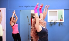 8, 12, or 16 Zumba, Bokwa, Dance, and Fitness Classes at Bravo's Party (Up to 62% Off)