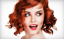 Cut with Optional Keratin Treatment or Highlights and Conditioning at Evelyn Putnam Designs (Up to 71% Off)