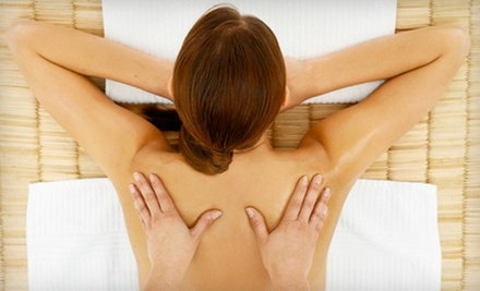 One or Three 60- or 90-Minute Swedish or Deep-Tissue Massages at Bardos Massage and Wellness (Up to 53% Off)