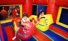 5 Open Jumps for One, 6-Month Membership for One, or 12-Month Membership for Three at Boing Boing Bounce (Up to 60% Off)