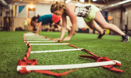 10 of 20 Triple 20 Workout Classes or 10 High-Intensity Boot Camp Classes at Fit-Results (Up to 75% Off)